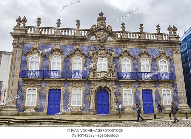 Raio palace (1760), Braga, Portugal