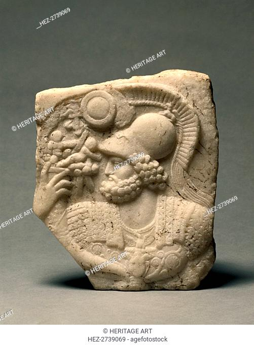Relief of Mars Ultor, 26 BC - 14. Creator: Unknown