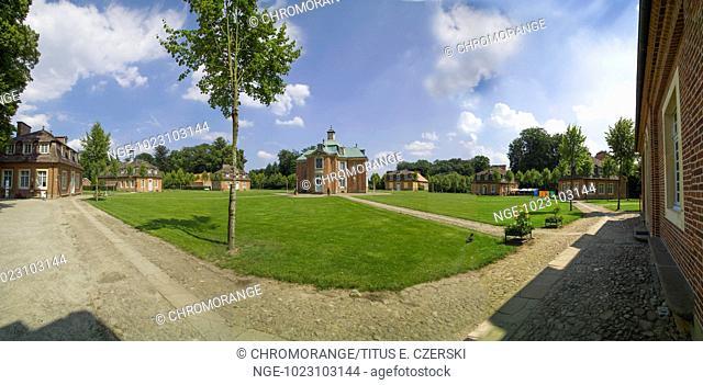 castle clemenswerth