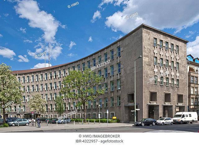 Senate of Berlin, Fehrbelliner Platz development from 1934-43, Nazi Monumental Building, Berlin, Germany
