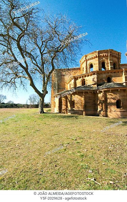 Ruins of the Santa María de Moreruela monastery