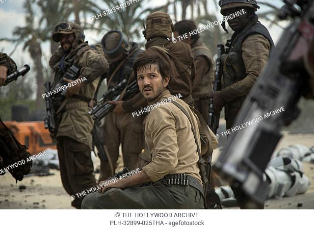 Rogue One: A Star Wars Story. Cassian Andor (Diego Luna)
