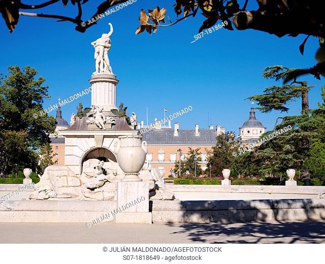 Royal Palace of Aranjuez