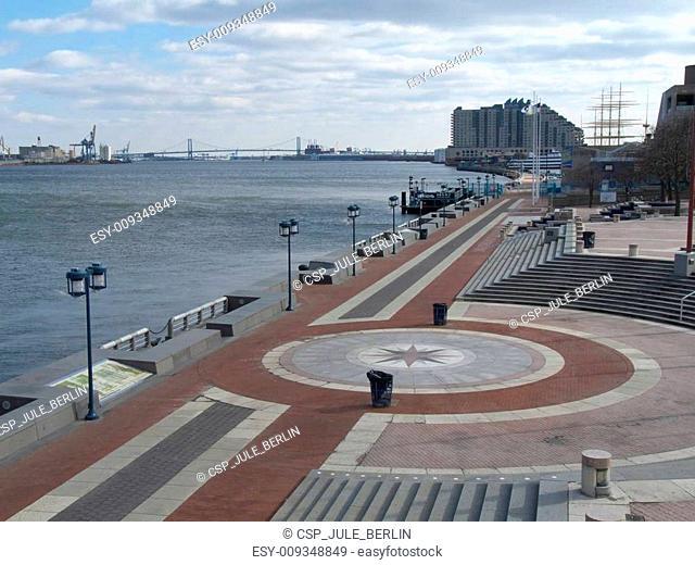 Harbor of Philadelphia