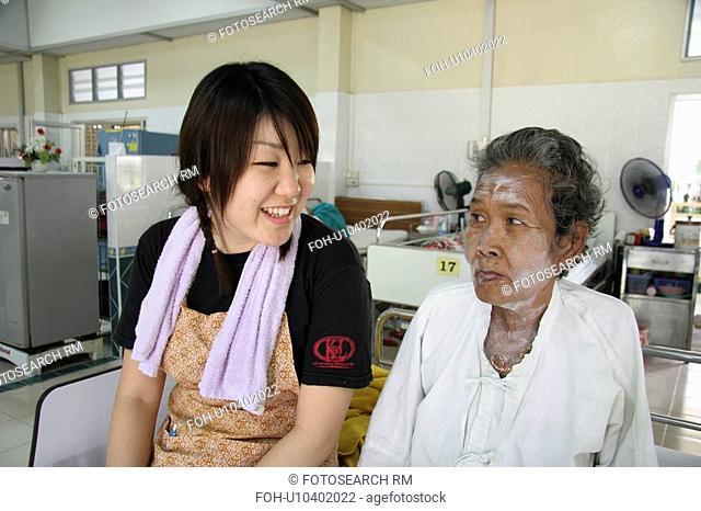 aids, person, patients, hiv, thailand, people