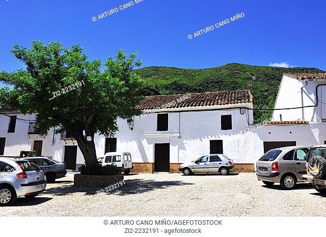 Alájar, Huelva province, Spain