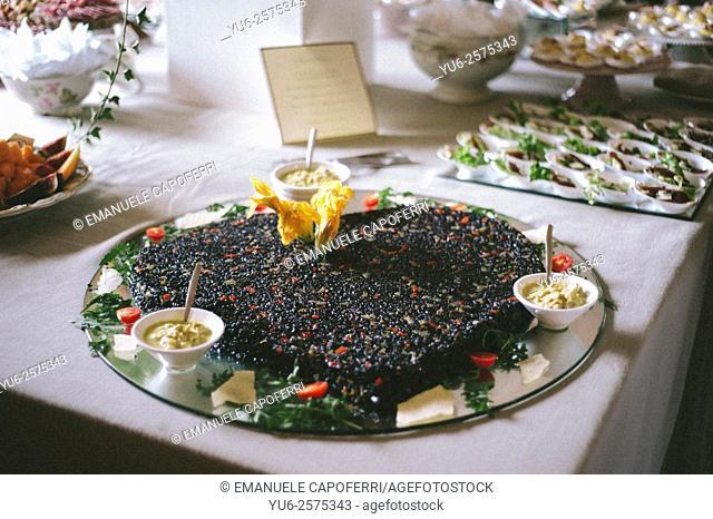 Venus rice cake