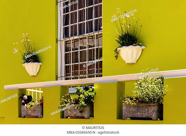 South Africa, Cape Town, Bokaap, historic district