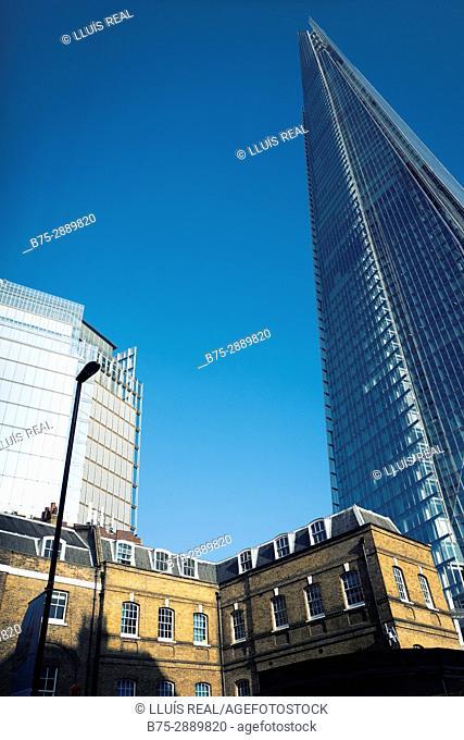 The Shard, Southwark, London, England