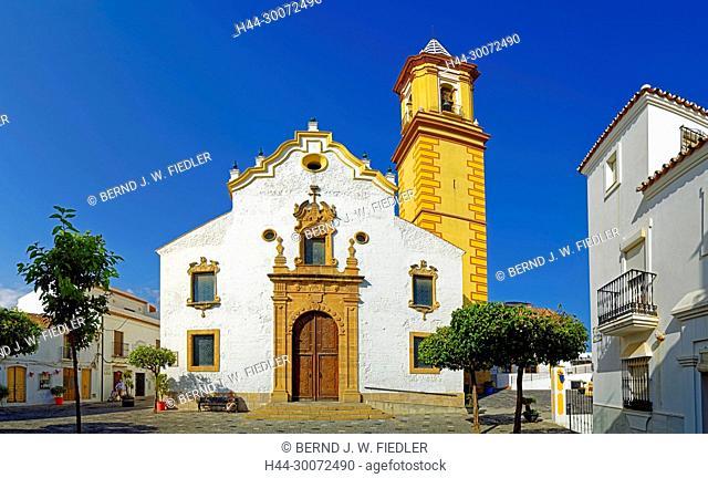 Kirche, Iglesia Santa María de los Remedios, 18. Jahrhundert