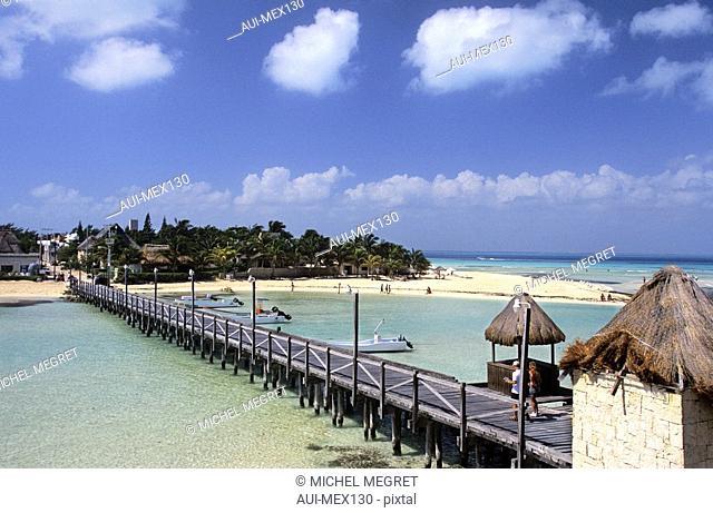 Mexico - The Mayan Riviera - Isla Mujeres