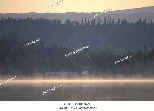 Forest clearwater lake Stock Photos and Images | age fotostock