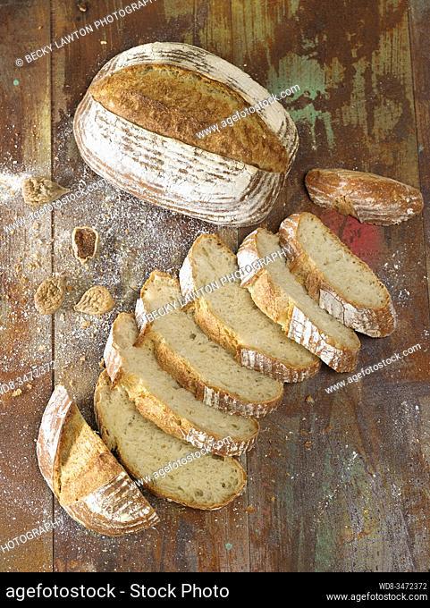 pan campesino / peasant bread