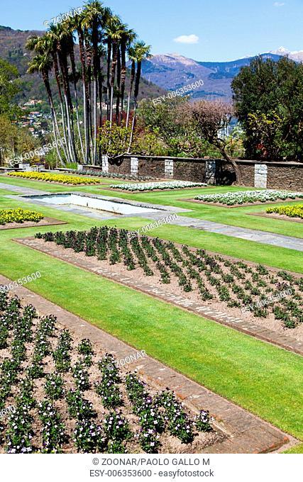 Villa Taranto garden