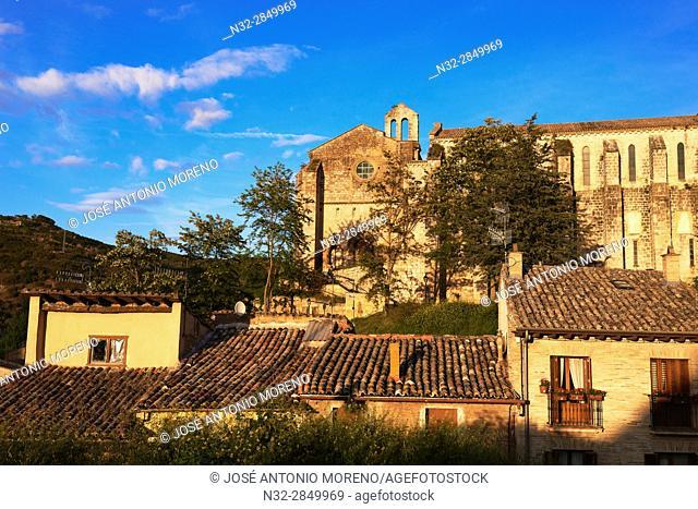 Estella, Church, Navarra, Way Of St. James, Navarre, Way to Santiago, Spain