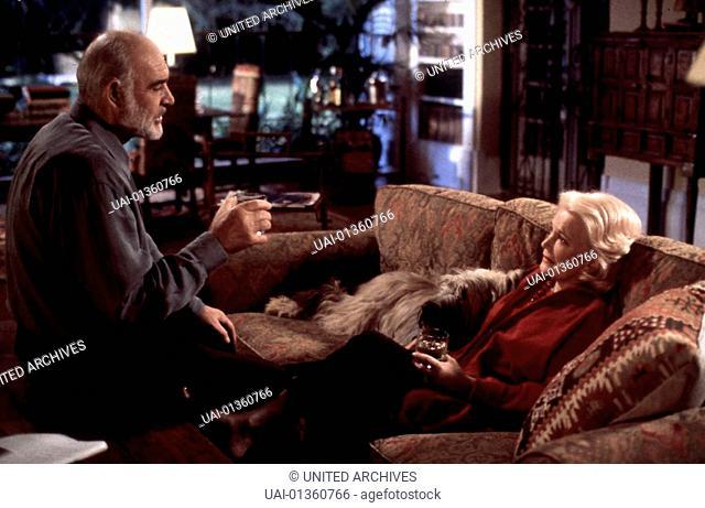 Leben Und Lieben In L.A., Playing By Heart, Leben Und Lieben In L.A., Playing By Heart, Sean Connery, Gena Rowlands Paul (Sean Connery) und Hannah (Gena...