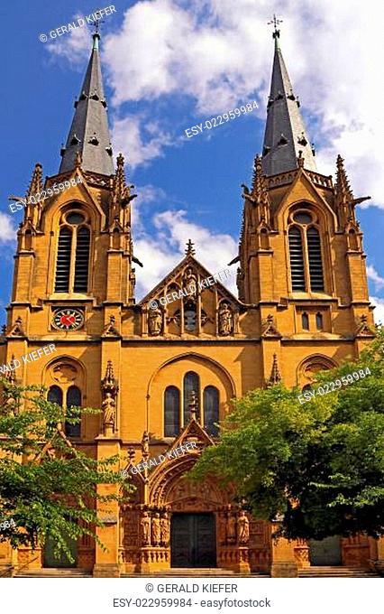 Église Sainte-Ségolène Metz