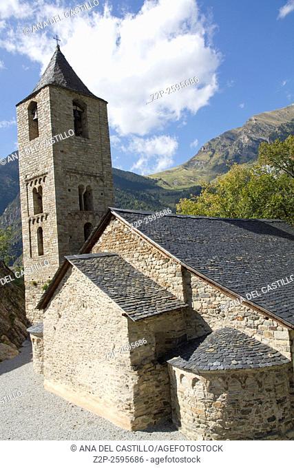 Romanesque church of Sant Joan de Boi Catalonia, Spain