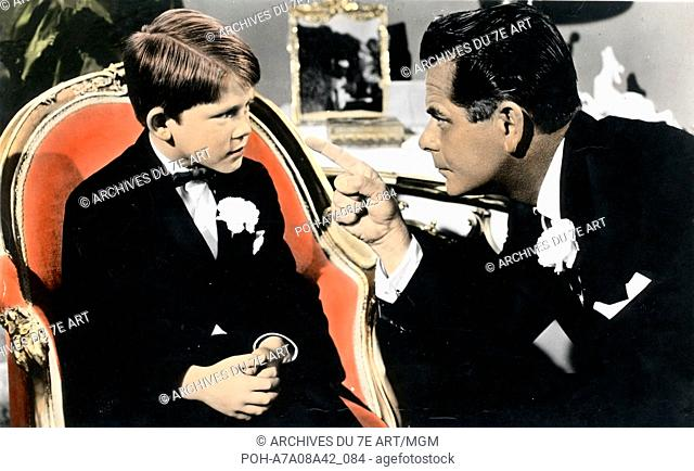 The Courtship of Eddie's Father  Year: 1963 USA Glenn Ford, Ron Howard  Director: Vincente Minnelli. It is forbidden to reproduce the photograph out of context...