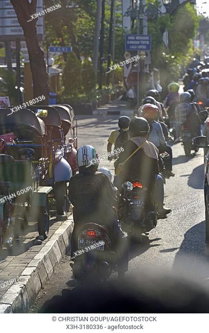 Yogyakarta, Java island, Indonesia, Southeast Asia