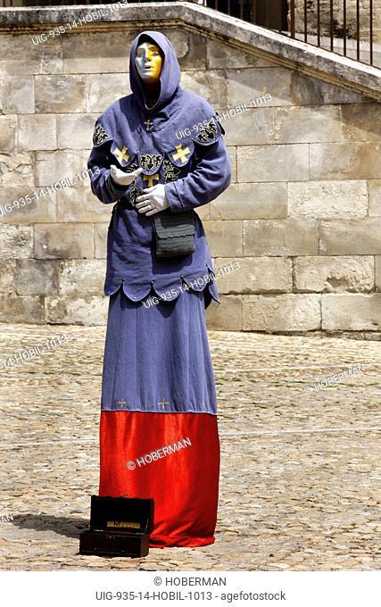 Street Performer, Avignon, France