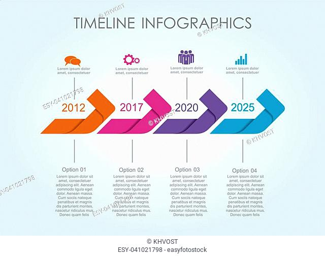 Infographic template. Vector illustration. Can be used for workflow layout, diagram, business step options, banner, web design