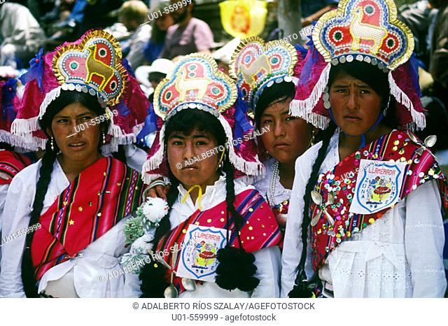Oruro carnival. La Llamerada. Oruro was a ceremonial centre from prehispanic times. In Paria, the first city in Bolivia founded by Spanish