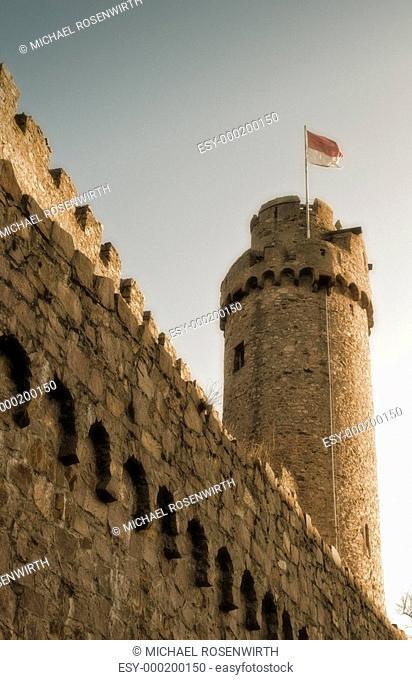 Die Burg VI