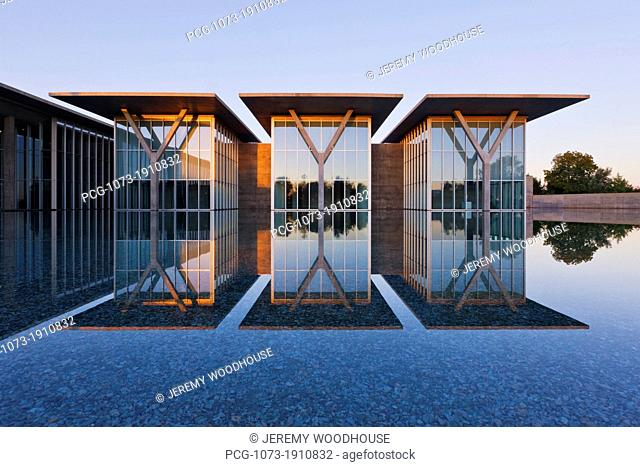 Forth worth modern art gallery Stock Photos and Images | age fotostock