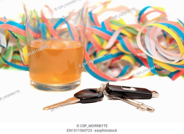 keys whiskey party