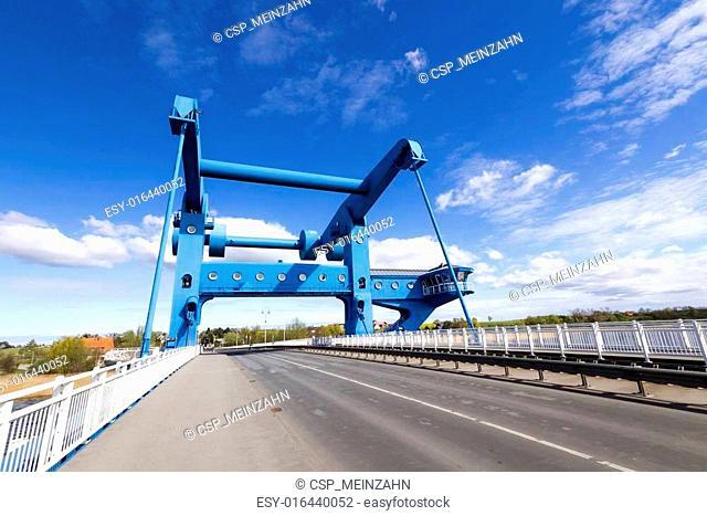 stroke bridge of Wolgast