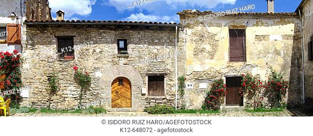 Vallfogona del Ripollès. Ripollès. Girona Province. Catalonia. Spain