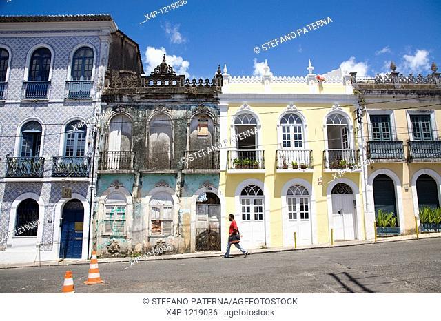 Rua do Carmo, Salvador, Brazil