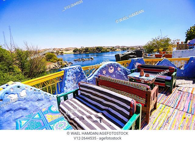Ana Kato Hotel in Nubia. Egypt