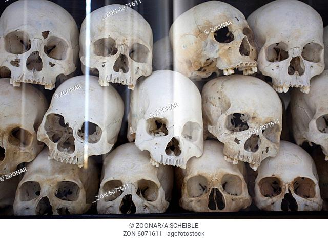 Killing Fields, Phnom Penh