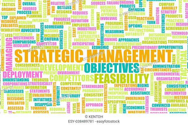 Strategic Management and Important Steps as Art