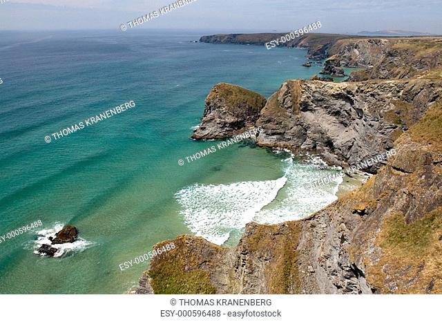 Atlantikküste in Cornwall