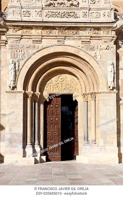 Basilica of San Isidoro, Leon, Castilla y Leon, Spain