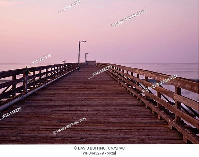Boardwalk at Dawn
