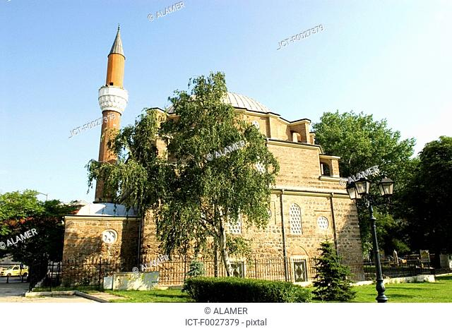 Bulgaria, Sofia, Banya Bashi Mosque