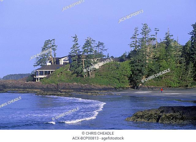 Chesterman's Beach, Wickaninish Inn, Clayoquot Sound, Tofino, Vancouver Island, British Columbia, Canada