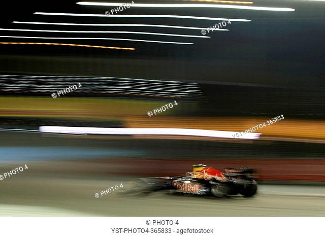 Qualifying, Mark Webber AUS, Red Bull Racing, RB7