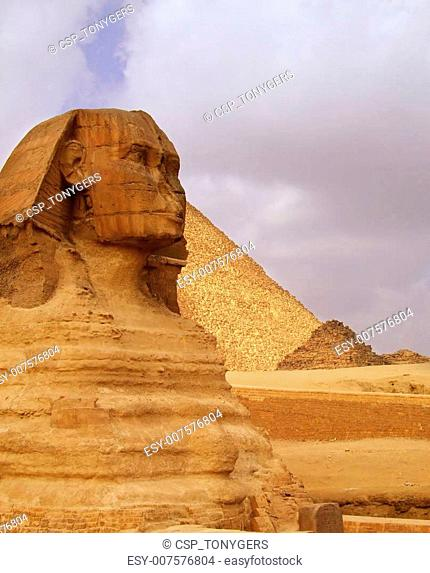 The Sphinx of Egypt 02