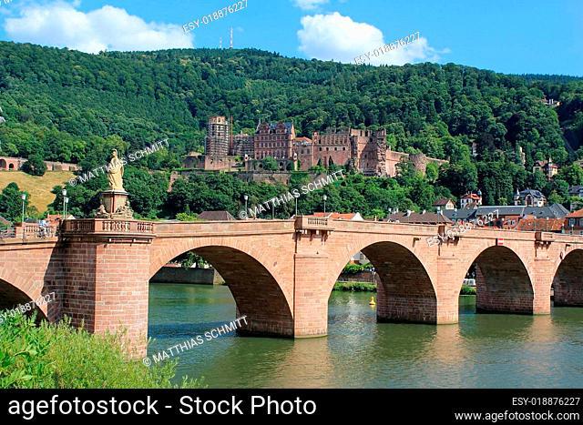 Heidelberg Wiege der Romantik