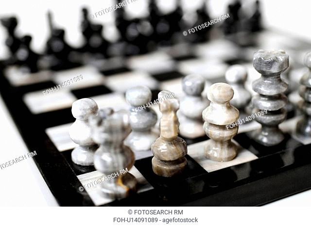 art closeup mexican onyx chess set craft board