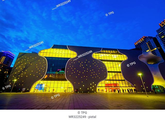 Taiwan;Taichung City;Taichung Opera House;Taichung National Opera;Opera House;Taichung Seventh Rezoning Area