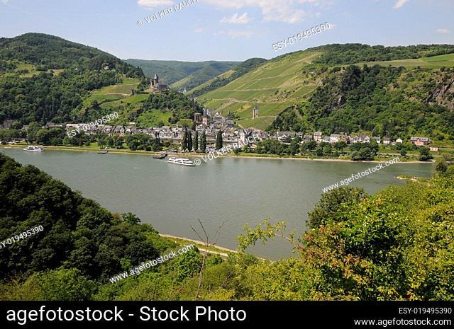 Rhein bei Bacharach