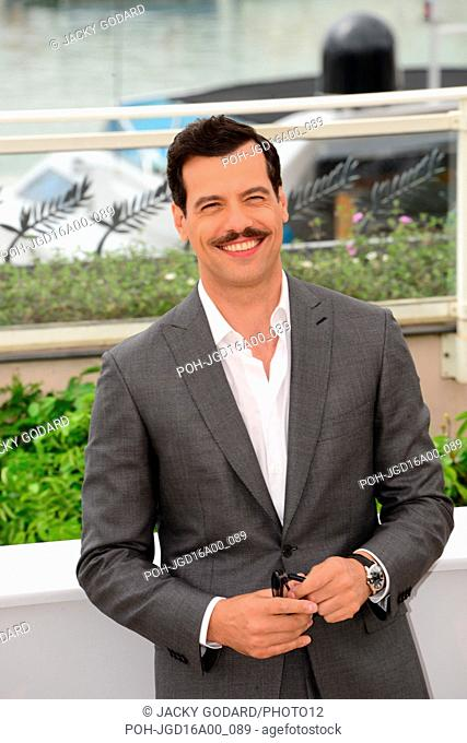 Laurent Lafitte, master of ceremonies Photocall 69th Cannes Film Festival May 11, 2016