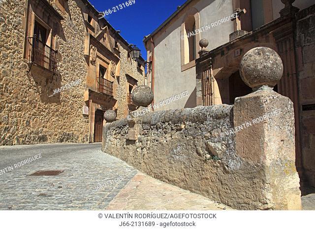 """palatial house """"""""Casa del Moro"""""""" in Sepulveda. Segovia"""