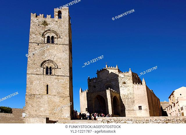 Torre de Re Frederico 2nd, Erice, Sicily